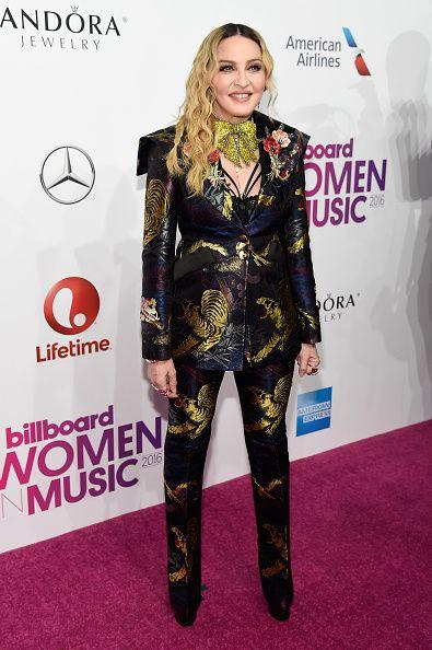 Madonna at Billboard Women in Music 2016 - 9 December 2016 (3)