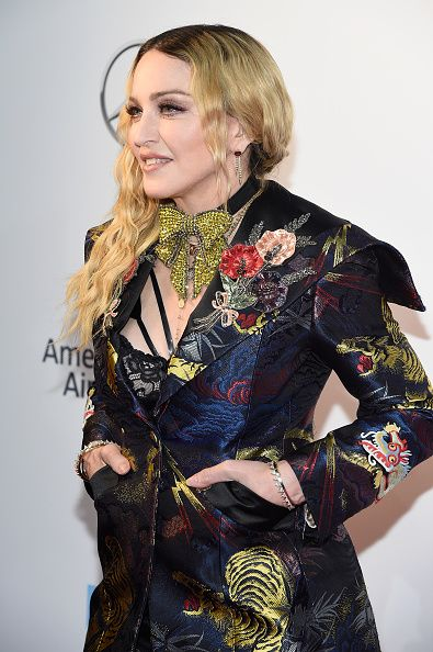 Madonna at Billboard Women in Music 2016 - 9 December 2016 (6)