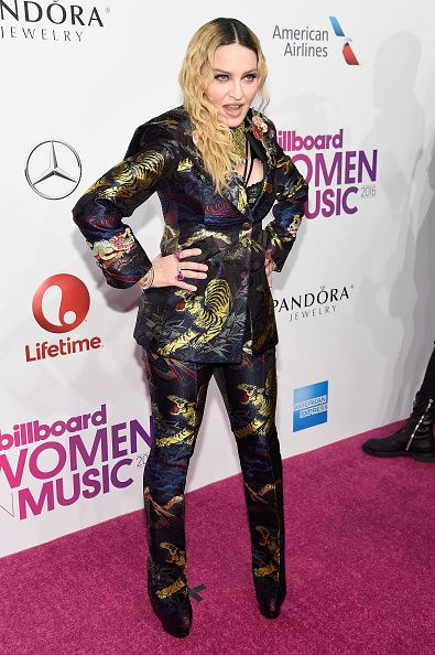 Madonna at Billboard Women in Music 2016 - 9 December 2016 (7)