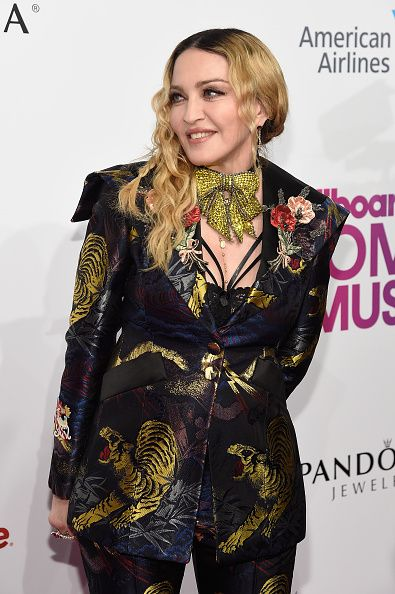 Madonna at Billboard Women in Music 2016 - 9 December 2016 (8)