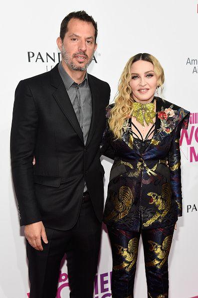 Madonna at Billboard Women in Music 2016 - 9 December 2016 (10)
