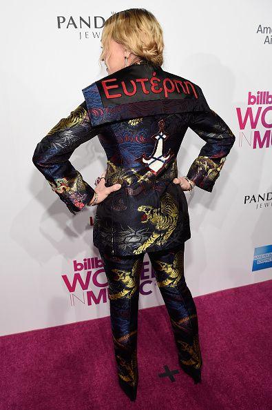 Madonna at Billboard Women in Music 2016 - 9 December 2016 (12)