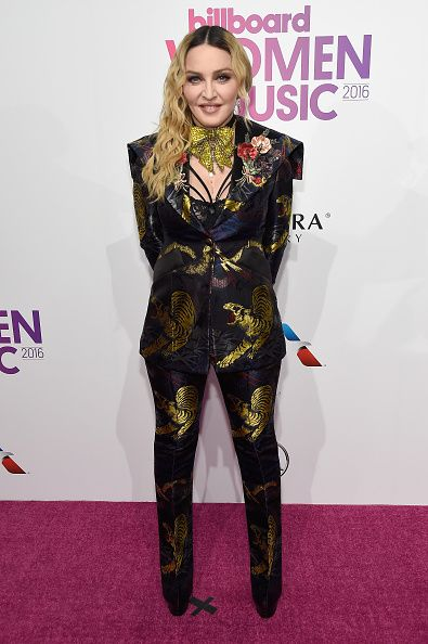 Madonna at Billboard Women in Music 2016 - 9 December 2016 (16)