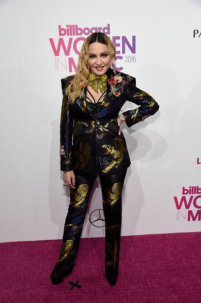Madonna at Billboard Women in Music 2016 - 9 December 2016 (17)