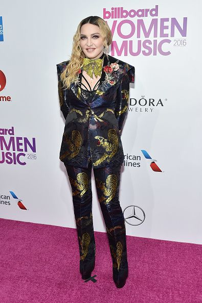 Madonna at Billboard Women in Music 2016 - 9 December 2016 (18)