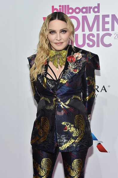 Madonna at Billboard Women in Music 2016 - 9 December 2016 (20)