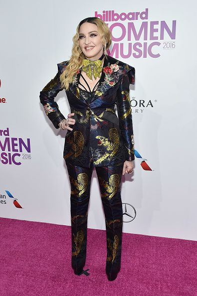 Madonna at Billboard Women in Music 2016 - 9 December 2016 (23)