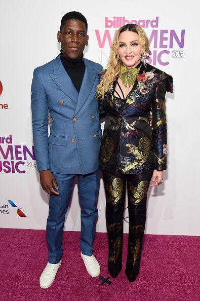 Madonna at Billboard Women in Music 2016 - 9 December 2016 (24)