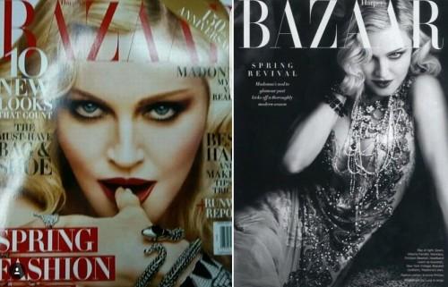 Madonna by Luigi & Iango for Harper's Bazaar