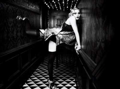 Madonna by Luigi and Iango for Harpers Bazaar (6)