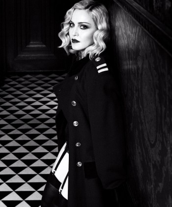 Madonna by Luigi and Iango for Harpers Bazaar (7)
