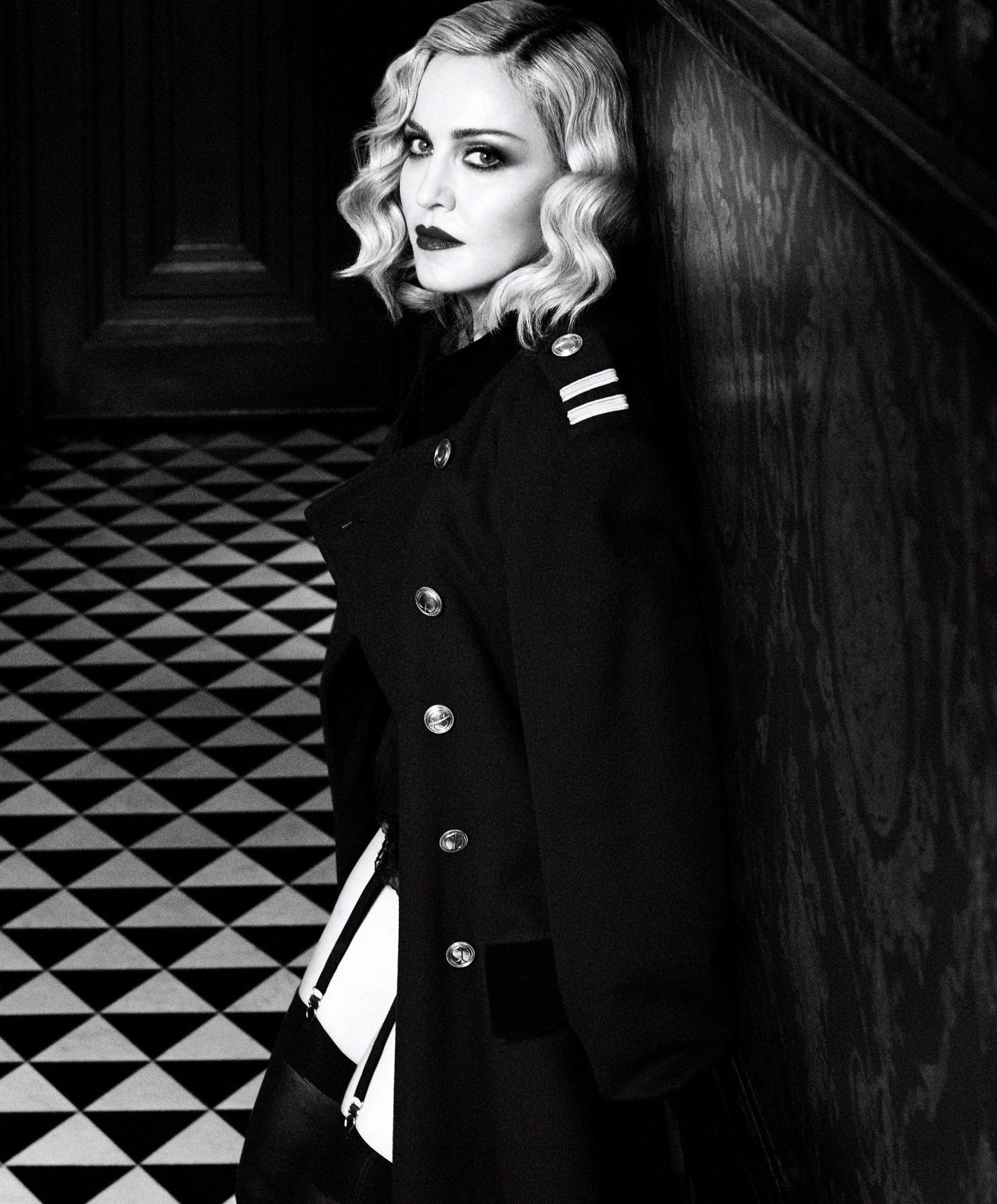 """Madonna talks about her up ing movie """"Loved"""" Guy Ritchie"""