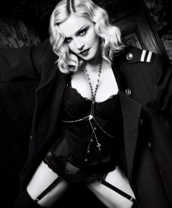 Madonna by Luigi and Iango for Harpers Bazaar (8)