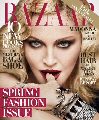 Madonna by Luigi and Iango for Harpers Bazaar (9)