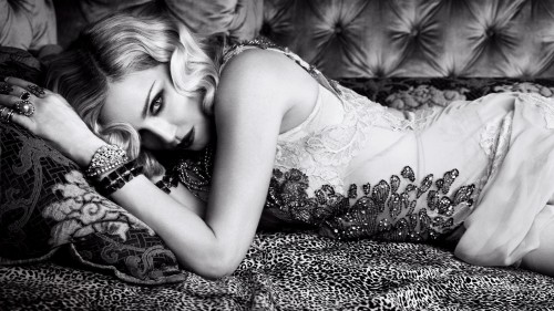 Madonna by Luigi and Iango for Harpers Bazaar (10)