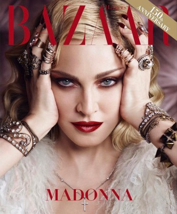 Madonna by Luigi and Iango for Harpers Bazaar New 02