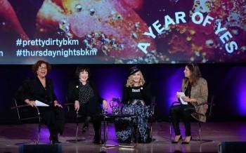 Brooklyn Talks Madonna X Marilyn Minter - 19 January 2017 (1)