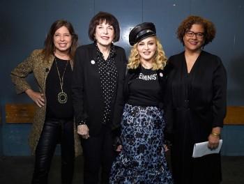 Brooklyn Talks Madonna X Marilyn Minter - 19 January 2017 (3)