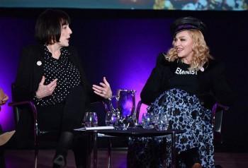 Brooklyn Talks Madonna X Marilyn Minter - 19 January 2017 (7)