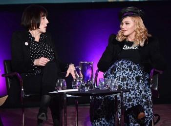 Brooklyn Talks Madonna X Marilyn Minter - 19 January 2017 (8)