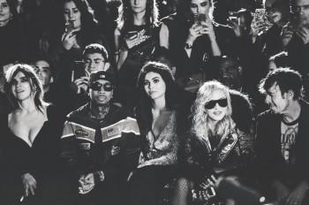 Madonna attends Philipp Plein fashion show, New York - 13 February 2017 (8)