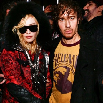 Madonna attends Philipp Plein fashion show, New York - 13 February 2017 (9)