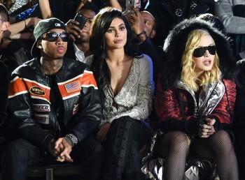 Madonna attends Philipp Plein fashion show, New York - 13 February 2017 (2) (3)