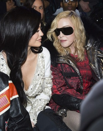 Madonna attends Philipp Plein fashion show, New York - 13 February 2017 (2) (5)
