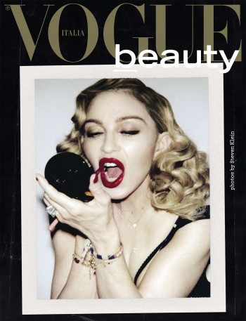 Madonna by Steven Klein for Vogue Italia - February 2017 issue Scans (1)