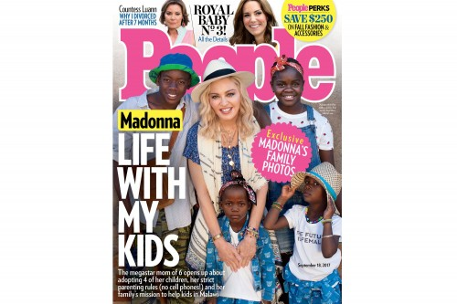 Madonna by Shavawn Rissman for People Magazine 03