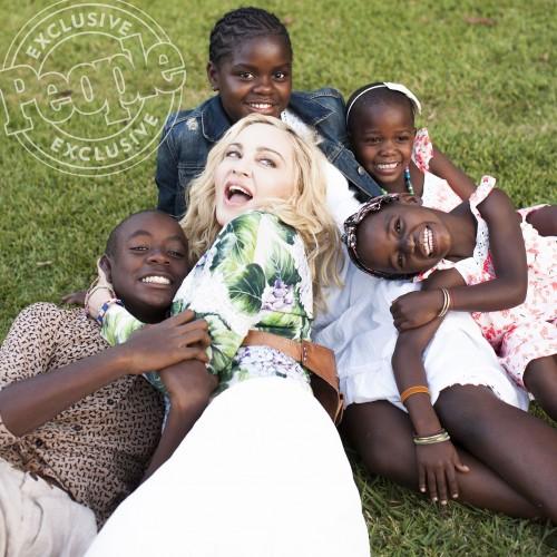 Madonna by Shavawn Rissman for People Magazine 01