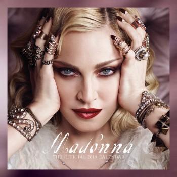 Official Madonna 2018 Calendar
