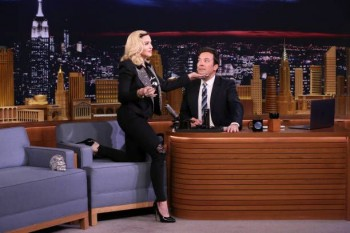 Madonna on The Tonight Show Starring Jimmy Fallon update (1)