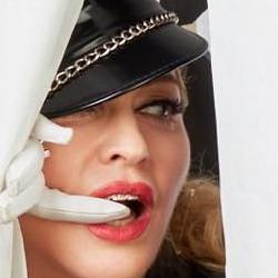 Madonna 2018 Oscar After Party 06
