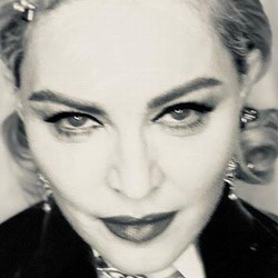Madonna 2018 Oscar After Party 07