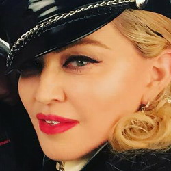 Madonna 2018 Oscar After Party 08