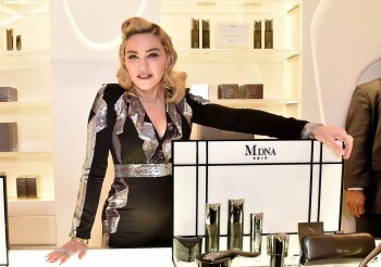 Madonna promoting MDNA Skin at Barneys New York, Beverly Hills - 7 March 2018 (1)