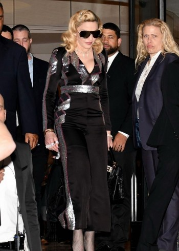 Madonna promoting MDNA Skin at Barneys New York, Beverly Hills - 7 March 2018 (3)