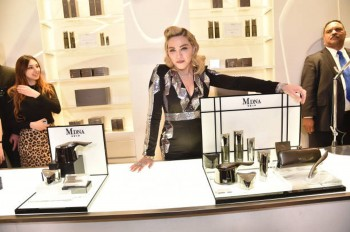 Madonna promoting MDNA Skin at Barneys New York, Beverly Hills - 7 March 2018 (7)