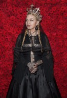 Madonna attends the Met Gala at the Metropolitan Museum of Art in New York - 7 May 2018 - Update (2)