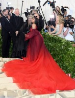 Madonna attends the Met Gala at the Metropolitan Museum of Art in New York - 7 May 2018 - Update (5)