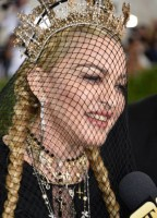 Madonna attends the Met Gala at the Metropolitan Museum of Art in New York - 7 May 2018 - Update (6)