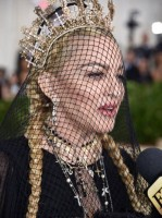 Madonna attends the Met Gala at the Metropolitan Museum of Art in New York - 7 May 2018 - Update (7)