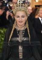 Madonna attends the Met Gala at the Metropolitan Museum of Art in New York - 7 May 2018 - Update (10)