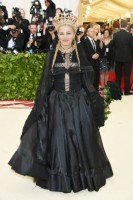 Madonna attends the Met Gala at the Metropolitan Museum of Art in New York - 7 May 2018 - Update (12)