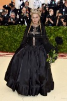 Madonna attends the Met Gala at the Metropolitan Museum of Art in New York - 7 May 2018 - Update (25)