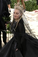 Madonna attends the Met Gala at the Metropolitan Museum of Art in New York - 7 May 2018 - Update (26)