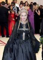 Madonna attends the Met Gala at the Metropolitan Museum of Art in New York - 7 May 2018 - Update (28)