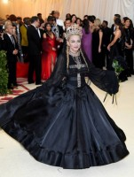 Madonna attends the Met Gala at the Metropolitan Museum of Art in New York - 7 May 2018 - Update (29)