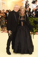 Madonna attends the Met Gala at the Metropolitan Museum of Art in New York - 7 May 2018 - Update (32)